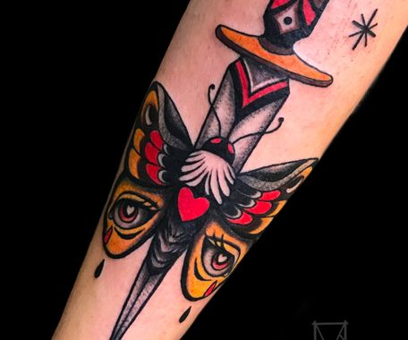 Anthea tattoo